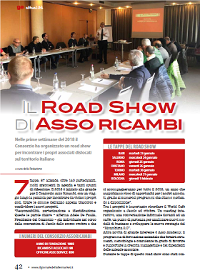 Giornale dell'Aftermarket - Marzo 2018